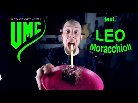 DNCE - Cake By The Ocean [Metal Cover by UMC feat. Leo Moracchioli]