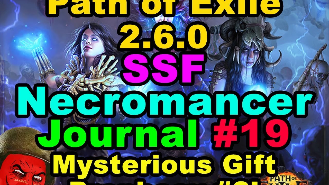 MYSTERIOUS GIFT PROPHECY #2! (Path of Exile 2.6.0: SSF WITCH ...
