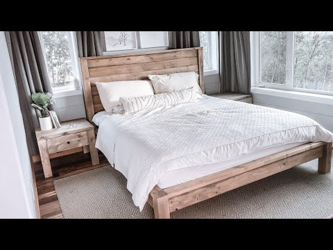 building-a-modern-farmhouse-bed