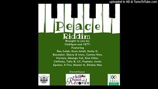 Nutty O - my_tune {Runyararo/Peace Riddim} Aug 2019