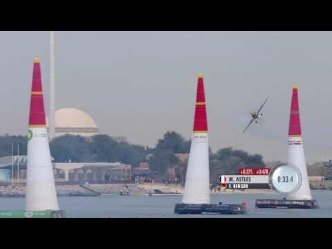 Melanie Astles Red Bull Air Race Abu Dhabi 2017