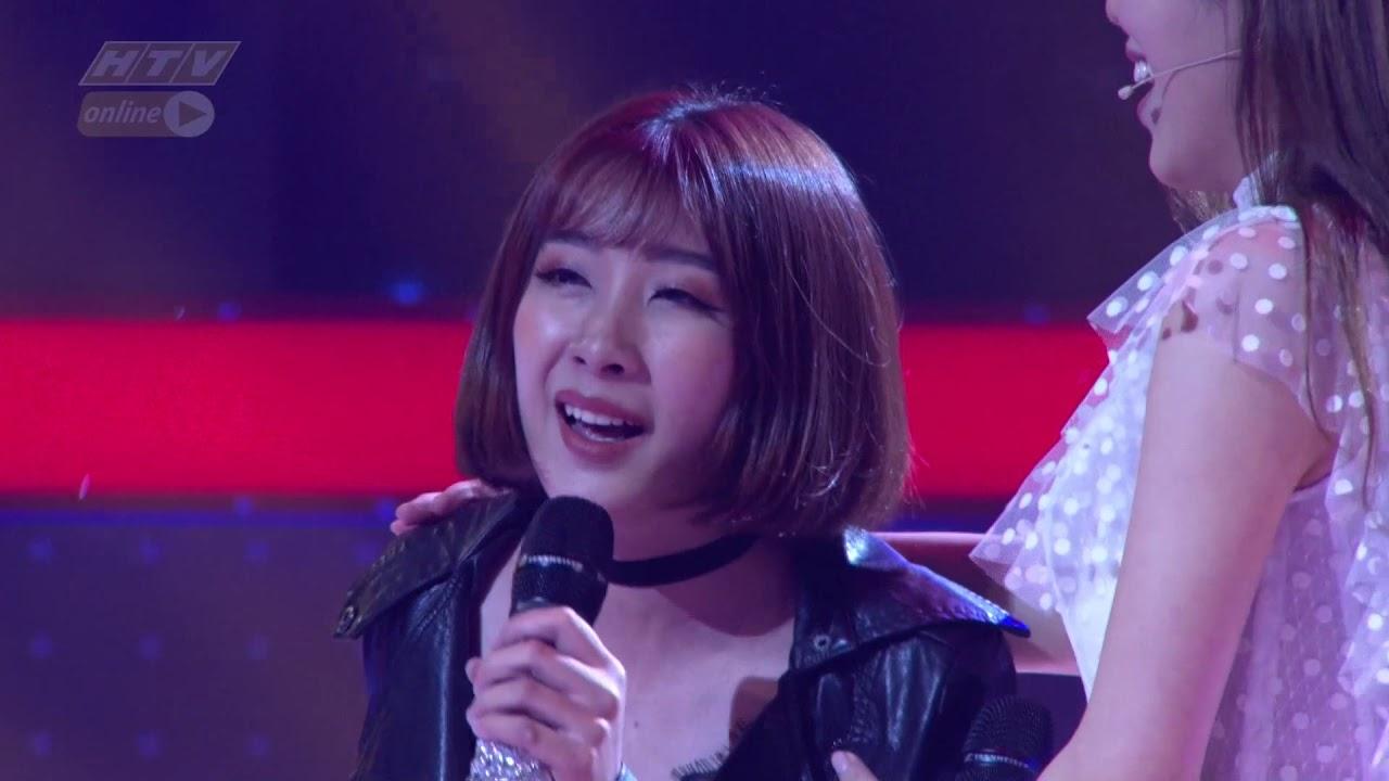 image Trang Pháp gượng cười hát cùng em sinh viên Đại học Đà Lạt | HTV GIỌNG ẢI GIỌNG AI 3 | GAGA #5