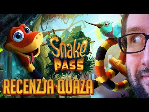 Snake Pass - recenzja quaza