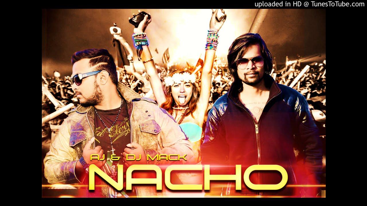 NACHO AJ - DJ MACK