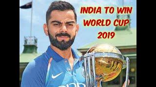 Trophy Jeetega India ICC World Cup 2019 Tamojeet Kamalika Mp3 Song Download