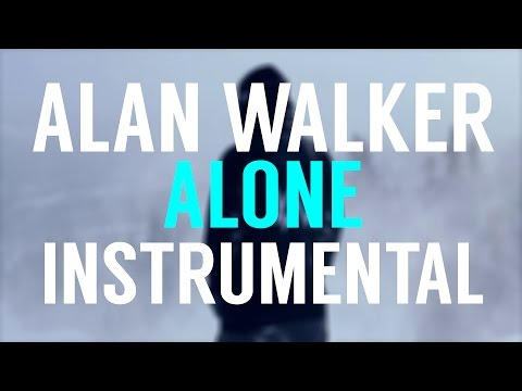 Alan Walker - Alone (Instrumental) [by DZAKI]