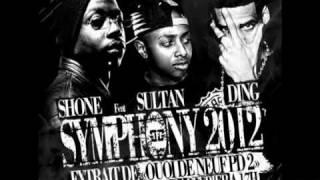 Shone Feat. Sultan & Dingo - Symphony 2012 (Music Officiel)