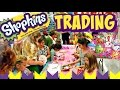 Shopkins SWAPKINS Trading Day at Toys R Us - Toy Hunt and Limited Edition Shopkins HAUL
