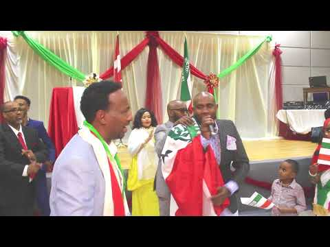 27th Anniversary Celebration Of Somaliland in Ottawa - 1st Part May 18 Release Special