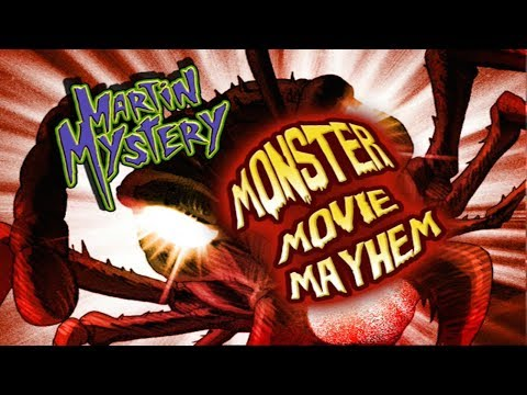Monster Movie Mayhem!  FULL EPISODE  Martin Mystery  ZeeKay