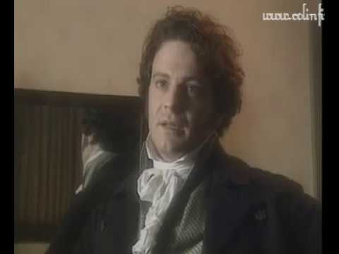 Best Mr. Darcy Ever: Colin Firth Believes Darcy Falls For Elizabeth Very Early On