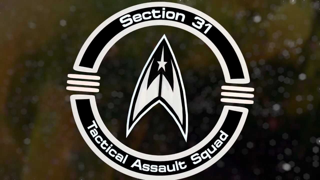 3D Animated Logo Ident - Section 31 Tactical Assault Squad ...