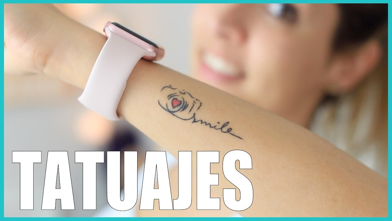Mis Tatuajes Experiencia Y Significado Verownika Youtube
