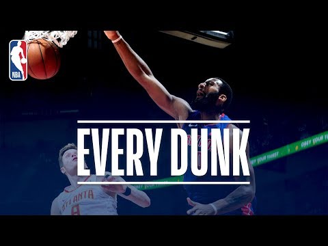 Download Youtube: John Collins, Andre Drummond, and Every Dunk From Thursday Night | December 14, 2017