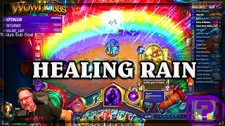 Healing Rain Games ~ The Witchwood Hearthstone