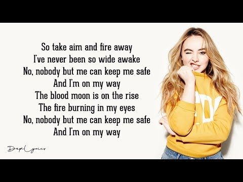"Alan Walker, Sabrina Carpenter, Farruko - On My Way (From ""PUBG Mobile"" Soundtrack)(Lyrics) 🎵"