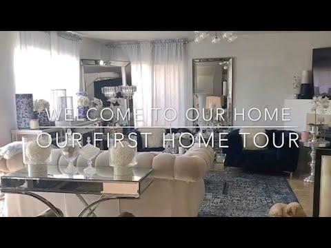 Glam Home Tour // Entire House Tour