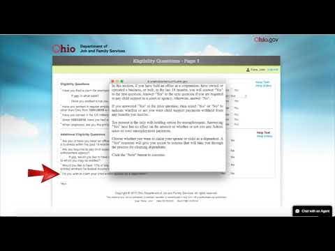 How to apply for unemployment benefits online in Ohio