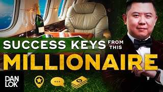 This Millionaire Says His Key To Success Is...