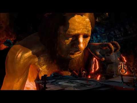 Death of Hephaestus (with lyrics) - God of War 3 Soundtrack