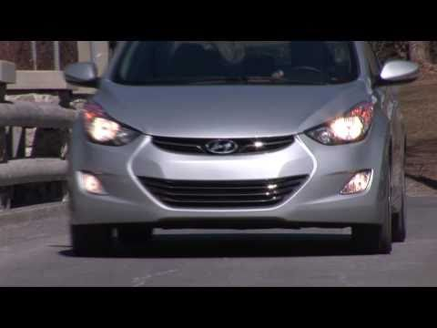2011 Hyundai Elantra - Drive Time Review