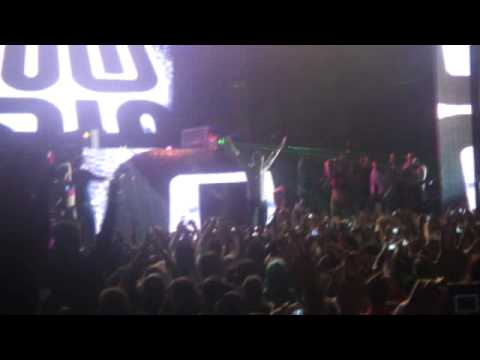 Dash Berlin at Six Flags Mexico City. May 5, 2012. You And I