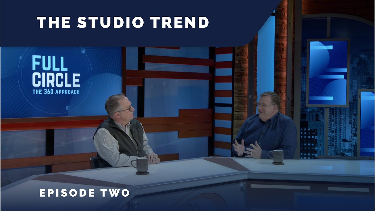 How a Studio can Increase Engagement of Online Church Services