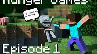 Minecraft: Survival Games #1 W/Payton (You