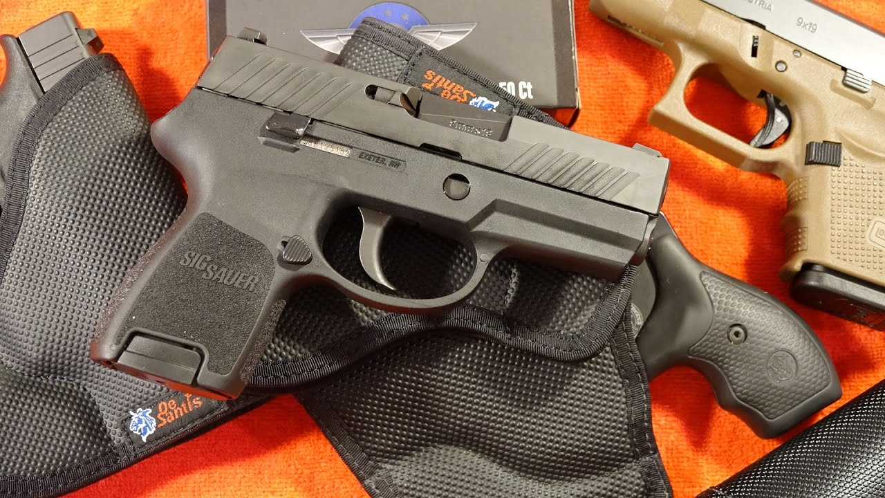 Sig Sauer P320 Sub Compact First Look Youtube
