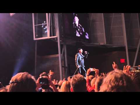 The Scorpions - Toronto - Sept 18, 2015 - Molson Amphitheatre - Rock you Like a Hurricane