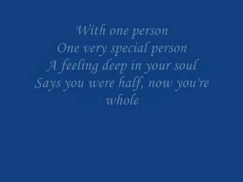 People - Barbra Streisand (cover w/lyrics)