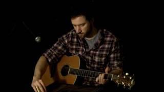 """Svefn-G-Englar""  Sigur Ros Cover- performed by Ben de la Garza"