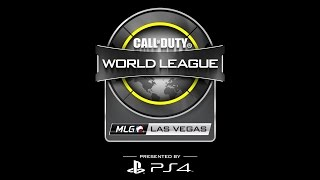 Official Call of Duty World League Presented By PlayStation 4 Las Vegas Open Trailer