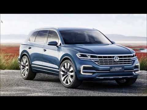 Volkswagen Tiguan and Touareg