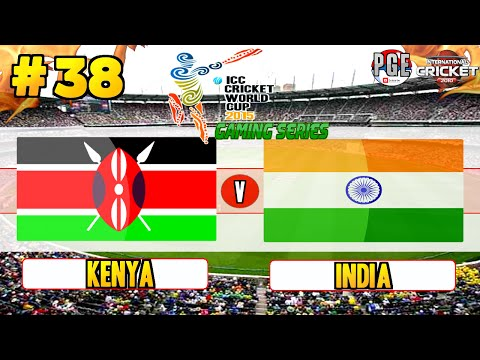 ICC Cricket World Cup 2015 (Gaming Series) - Pool A Match 38 Kenya v India
