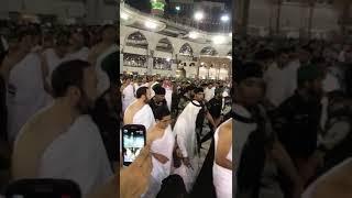 Imran Khan Makka mukarrama Umrah Ada kar raha hai