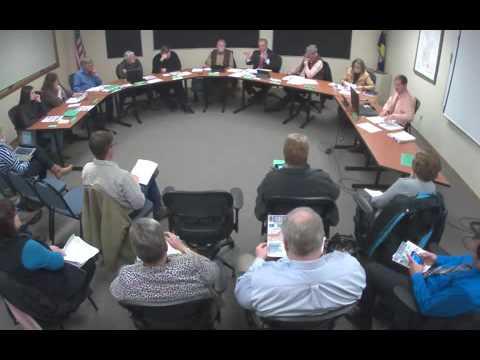 Belgrade School Board Meeting 12-12-16