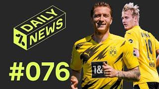 Premier League Revolution? Wadenbeinbruch bei Leverkusen - Neuzugang! Reus & Brand: Kein EM-Ticket?