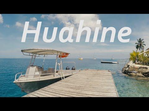 Huahine - French Polynesia Island