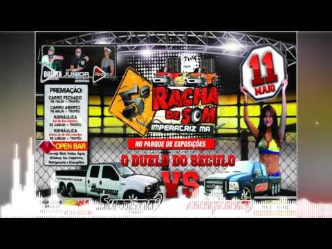 CD 5¤ RACHA DE SOM DE IMPERATRIZ-MA O DUELO DO SECULO