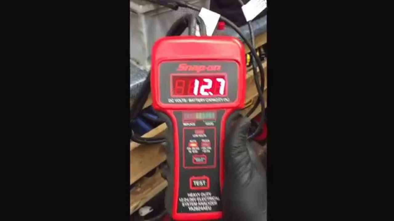 how to make a battery tester