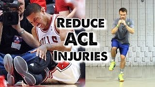 how to reduce acl injuries for basketball part 2