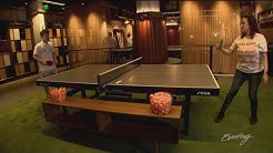 """Spinbledon"" comes to Seattle's ping pong palace - KING 5 Evening"