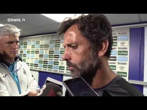 """Quique Sánchez Flores: """"Hem competit molt bé"""""""