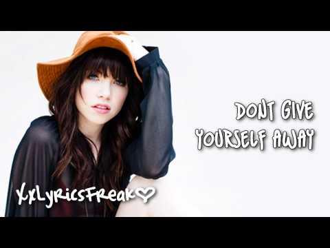 Carly Rae Jepsen-Both Sides Now (With Lyrics)