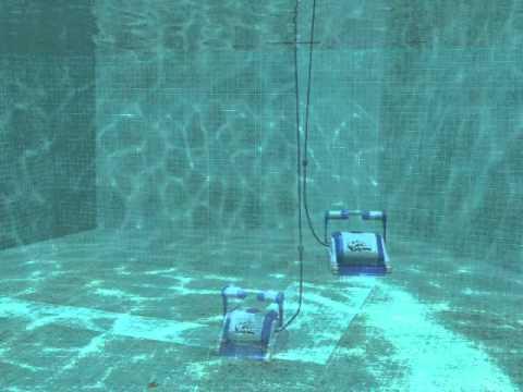 Dolphin el robot m s avanzado en limpieza de piscinas youtube - Robot para piscinas ...