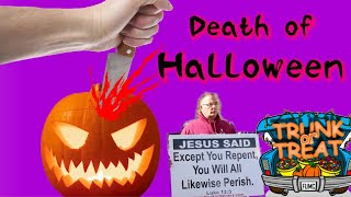 Talkin'bout: Halloween | A Cultural Decay