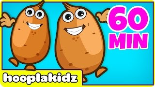 Nursery Rhymes Collection | One Potato Two Potato | Nursery Rhymes For Babies by Hooplakidz