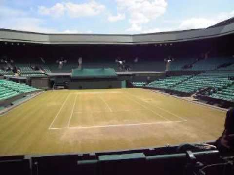 Wimbledon Centre Court Tour