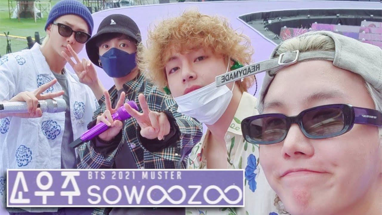 BTS Muster SOWOOZOO Rehearsal! (2021 Practice)